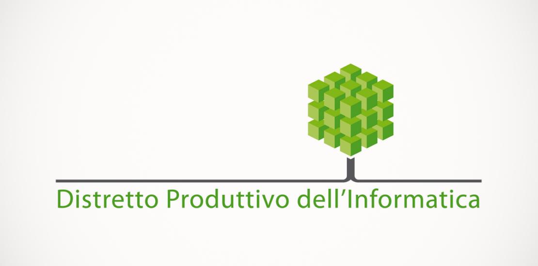 distretto produttivo dell'informatica logo